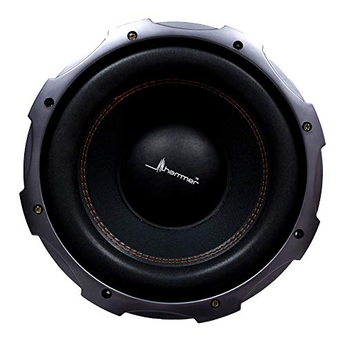 Hammer 12 inch Subwoofer with Extreme Low Frequency Bass for Car Audio