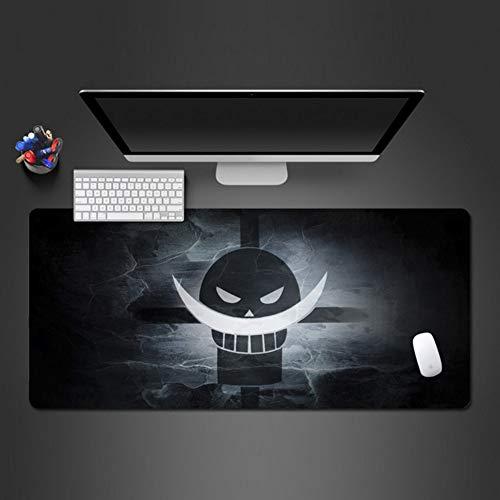Eenvoudig ontwerp muismat Beste Leuke Anime Mouse Pad Toetsenbord Mode Computer Mouse Pad Office Laptop Game Pad Beste Gift 900 * 400 * 3 Mm