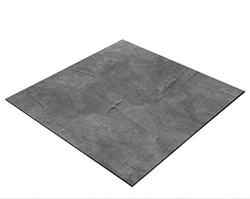 Bresser - Fondo para fotografía (Plano, 40 x 40 cm), Color Gris Oscuro