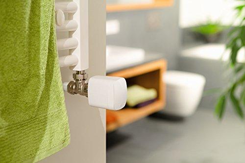 Elgato Eve Thermo – Heizkörperthermostat mit Apple HomeKit-Unterstützung, Bluetooth Low Energy - 4