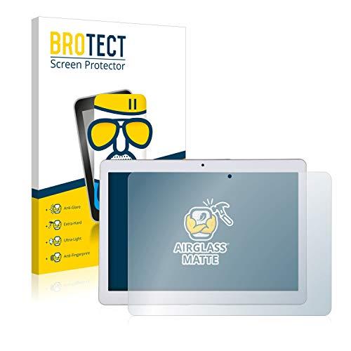 BROTECT Entspiegelungs-Panzerglasfolie kompatibel mit Mediatek ZH960 - Anti-Reflex Panzerglas Schutz-Folie Matt