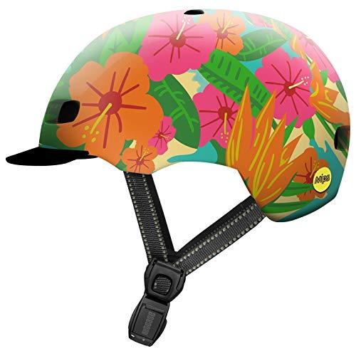 Nutcase Street MIPS Helm Tropics Kopfumfang L   60-64cm 2020 Fahrradhelm