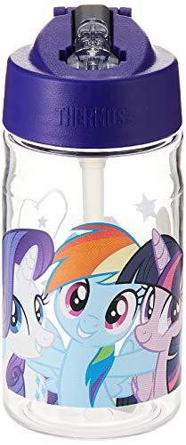 Thermos 12 Ounce Tritan Hydration Bottle, My Little Pony