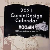 ムーミン コミックカレンダー 2021年