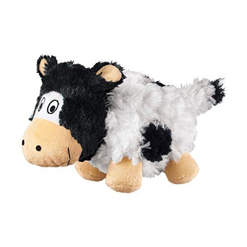 KONG 39916 Hundespielzeug, Kuh, klein