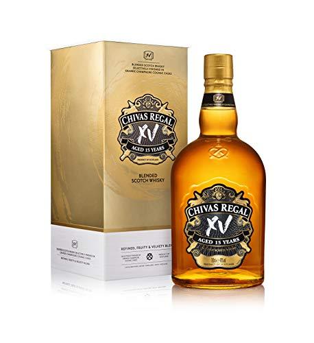 7. Whisky Chivas Regal XV 15 años