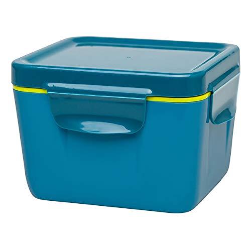 Aladdin insulated lunch box, 0.7 L, storage box, plastic, Plastic, navy, 0.7 L