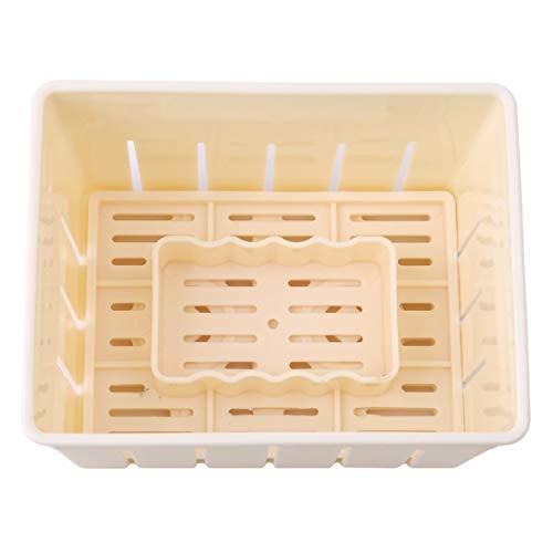 VWH 豆腐作り器 手作りDIY自家製豆腐プレスメーカ 金型ボックス 調理器具 実用 キッチン用品