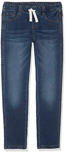 s.Oliver Junior Jungen 74.899.71.0513 Jeans, Blau (Blue Denim Stretch 55z4), 128