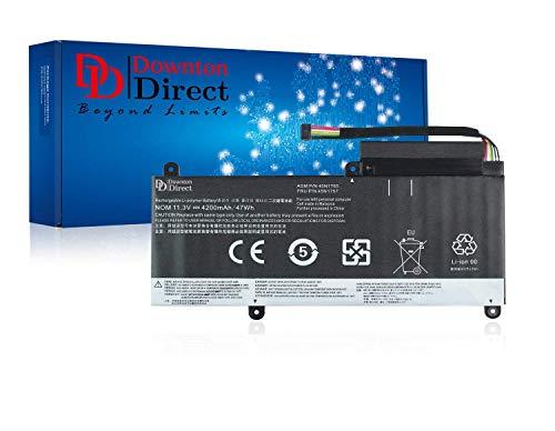 Downton DirectBattery for LENOVO ThinkPad E450 E460 E460C E465 E470 E470C E475 Series, LENOVO ThinkPad Edge E460 E470 Series, 45N1754 45N1755 45N1756 45N1757.[11.3V 4200mAh, 12 Months Warranty]