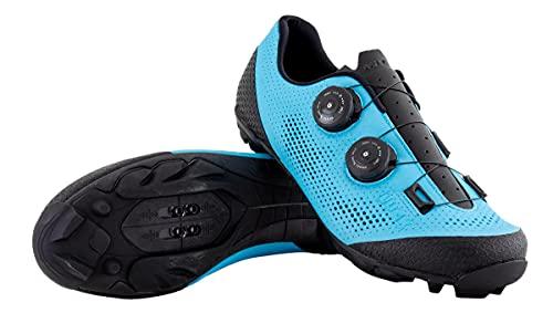 LUCK Poseidon   Zapatillas MTB para Hombre y Mujer   Suela de...