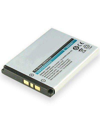 cellePhone Akku Li-Ion kompatibel mit Sony-Ericsson J300i K310i K320i T250i T270i T280i W200i Z310i Z550i (Ersatz für BST-36)