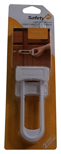 Safety 1st Cabinet Slide Lock, Pack of 2