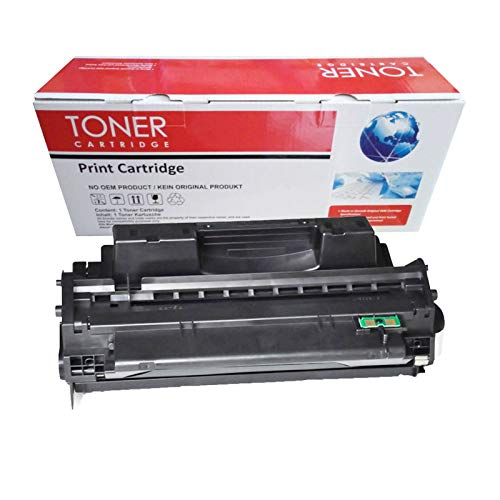 Cartucho de tóner Q2610A compatible con impresoras HP 10A LaserJet 2300d 2300n 2300dn 2300dtn, 6000 páginas, 1 paquete, negro