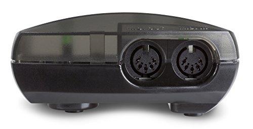 M-Audio Midisport 1x1 - Interfaz MIDI USB con una entrada y una salida con alimentación por USB, plug & play para Mac y PC