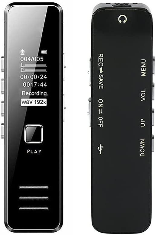 ETIN Digital Voice 32GB professionalwit Arlington Mall Recorder Bargain