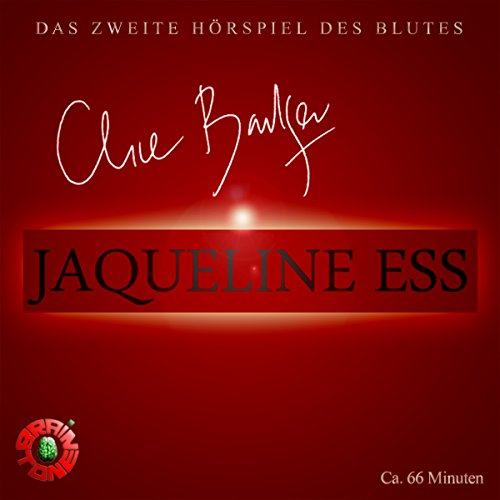Jaqueline Ess audiobook cover art