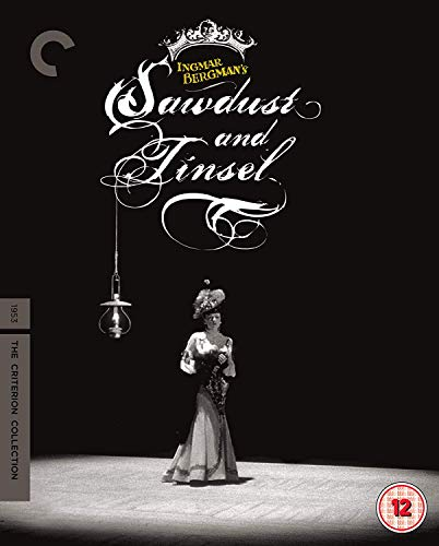 Sawdust And Tinsel (1953) [The Criterion Collection] [Blu-ray] [2018]