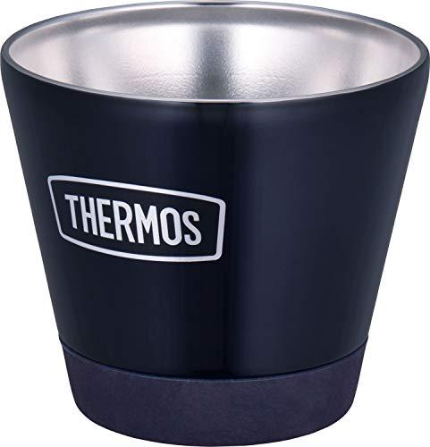 サーモス アウトドアシリーズ 真空断熱カップ 0.3L ミッドナイトブルー ROD-003 MDB