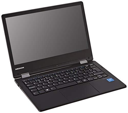 Medion e2221t-md60689 Laptop, 29,5 cm (11,6 Zoll), Touchscreen, klappbar, X5, 1.44 GHz, eMMC, 64 GB, 4 GB RAM, W10