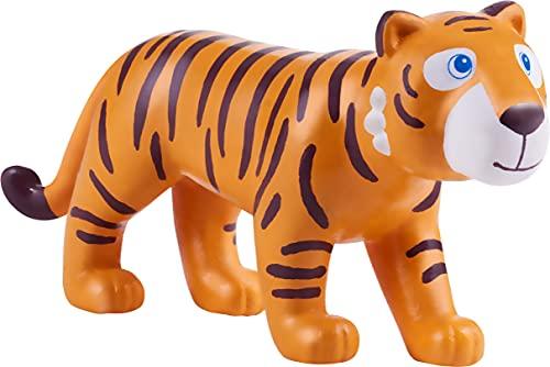 HABA 305447 - Little Friends – Tiger, Spielfigur ab 3 Jahren