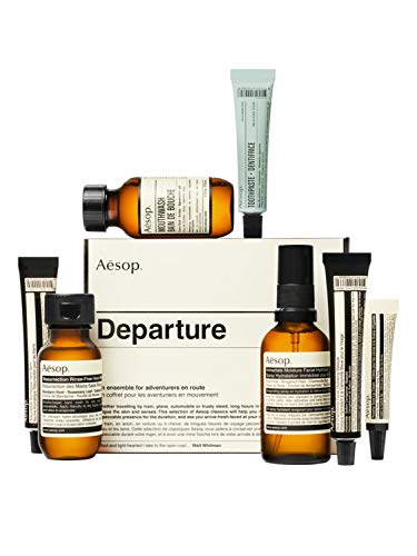 Aesop Departure 7-Piece Travel Kit