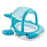 Piscinas para Niños Toldo Inflable del bebé Ballena Inflable Piscina for niños de 0-6 años de bebé Baño Piscina Piscina (Color : C1, Size : 211×185×109cm)