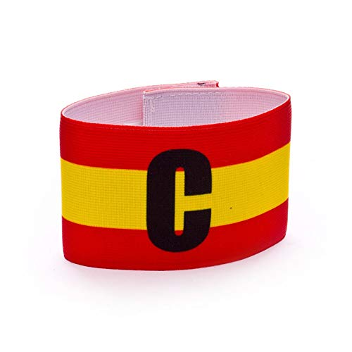 Mercury Capitán España, Brazalete, Rojo-Amarillo, Talla Junior