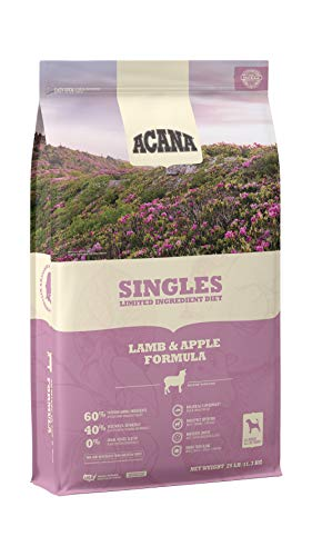 ACANA Lamb & Apples Singles Dry Dog Food
