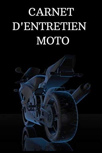 Carnet d'entretien moto: Accesso...