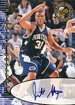 Jarrett Stephens autographed Basketball Card (Penn State) 2000 Press Pass Rookie