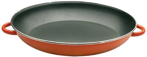 IBILI Paellera Metal, Naranja, 42 cm