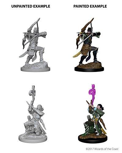Wizkids Elf Male Bard D&D Nolzur's Marvelous Miniatures