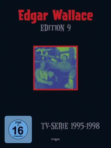 Edgar Wallace Edition 09 [4 DVDs]