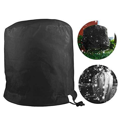 Maliyaw Zylindrische Frostschutzhüllen für Pflanzen, Baumschutzhülle für den Winter, Schutzhülle für den Garten, Frostschutzhülle für Strauch mit Kordelzug