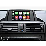 Wireless Compatible with Apple CarPlay Interface for BMW Series 1 2 3 4 5 7 X1 X3 X4 Mini 2013-2016 with NBT System Car Play Module Support Android Auto