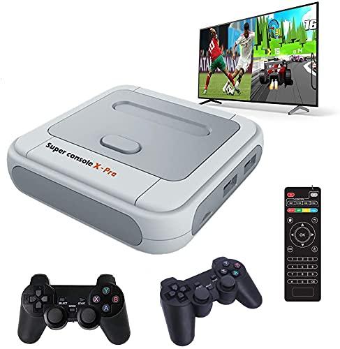 Whatsko Consola Retro Super Console X Pro,128GB con...