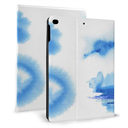 Ipad Case Shockproof Colorful Abstract Ink Mens Ipad Case For Ipad Mini 4/mini 5/2018 6th/2017 5th/air/air 2 With Auto Wake/sleep Magnetic Ipad 9.7 Case