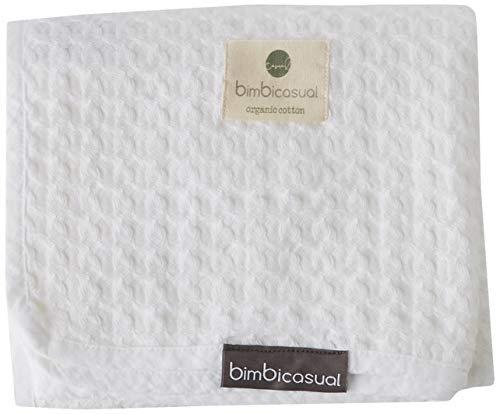 Bimbi Casual Manta Crochet 100% Alg.Stone Washed 96X96 257 000 - Mantas, unisex