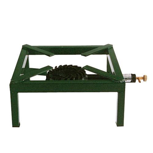 Fornellone a gas in acciaio pe esterno cm 45x45