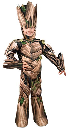 Marvel Guardians of The Galaxy Kids Groot Costume