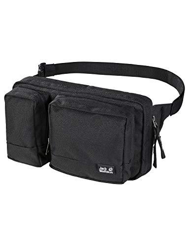 Jack Wolfskin UPGRADE Bag, Black, One Size