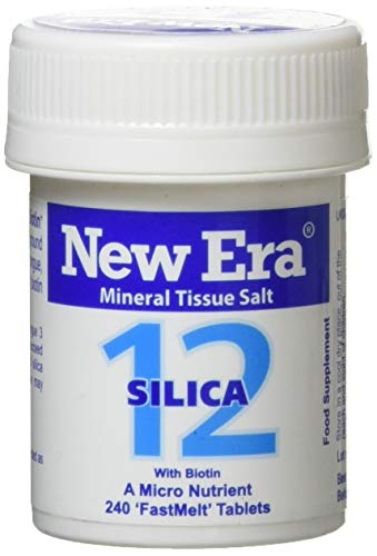 New Era Number 12 Silica 240 Tablets