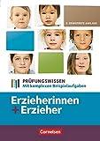 Erzieherinnen + Erzieher - Bisherige Ausgabe - Zu allen Bänden: Prüfungswissen - Mit komplexen Beispielaufgaben - Schülerbuch