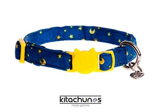 Kitachunos collar para gato Merlín
