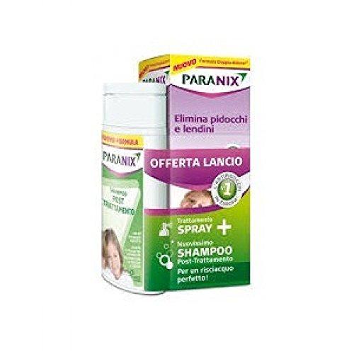 Paranix Spray und Shampoo gegen Läuse