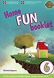 Storyfun. Level 6. Home fun booklet. Per la Scuola media