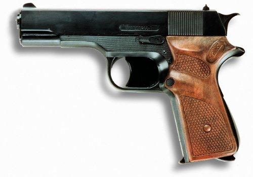 Edison Giocattoli S.P.A- Edison Jaguar MATIC Box Pistola E Fucili Gioco Maschio Bimbo Bambino Giocattolo 641, Multicolore, 821009