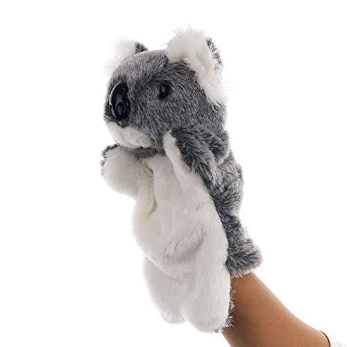 Astrryfarion Soft Koala Animal Plush Hand Glove Puppet