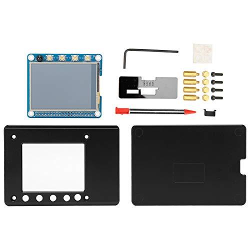 CHENGGONG TFT-Touchscreen, Computerzubehör mit guter Festigkeit, Integrierter Fachmann für Korrosionsbeständigkeit für Computer-Motherboards(2.4 inch Screen + Shell)